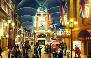 Paramount London Artwork 2