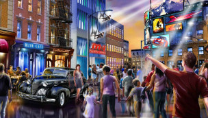 The London Resort gewinnt Paramount Pictures als Partner zurück