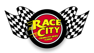 Race City Logo - Panama City Beach