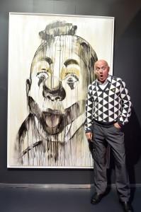 Rolf Knie Kunstwerk im Europa-Park