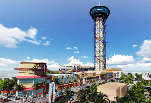 Skyplex Orlando Artwork