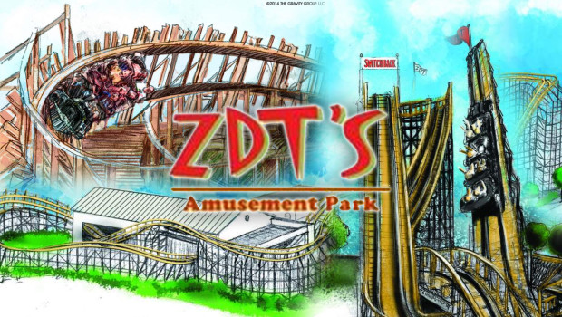 Switchback in ZDT's Amusement Park