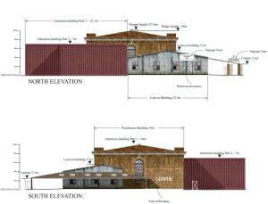 Thrope Park Neuheit 2016 Bauplan 1