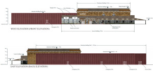 Thrope Park Neuheit 2016 Bauplan 2
