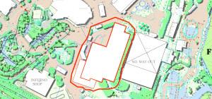Thrope Park Neuheit 2016 Bauplan 3