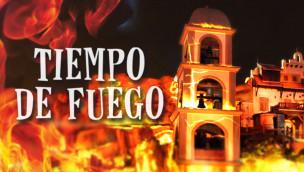"Phantasialand – feurige Abendshow ""Tiempo de Fuego"" beim Wintertraum 2014/15"