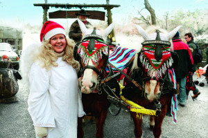 Tierweihnacht in Tripsdrill