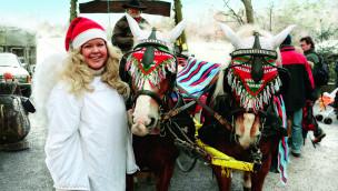 Tierweihnacht 2014 in Tripsdrill – Weihnachtszauber im Wildparadies