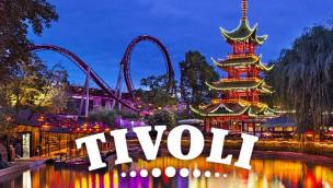 Tivoli Gardens Kopenhagen baut 45 Meter hohen Turm mit 3-in-1-Attraktion für 2016
