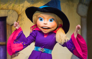 Toos Magic Show im Toverland