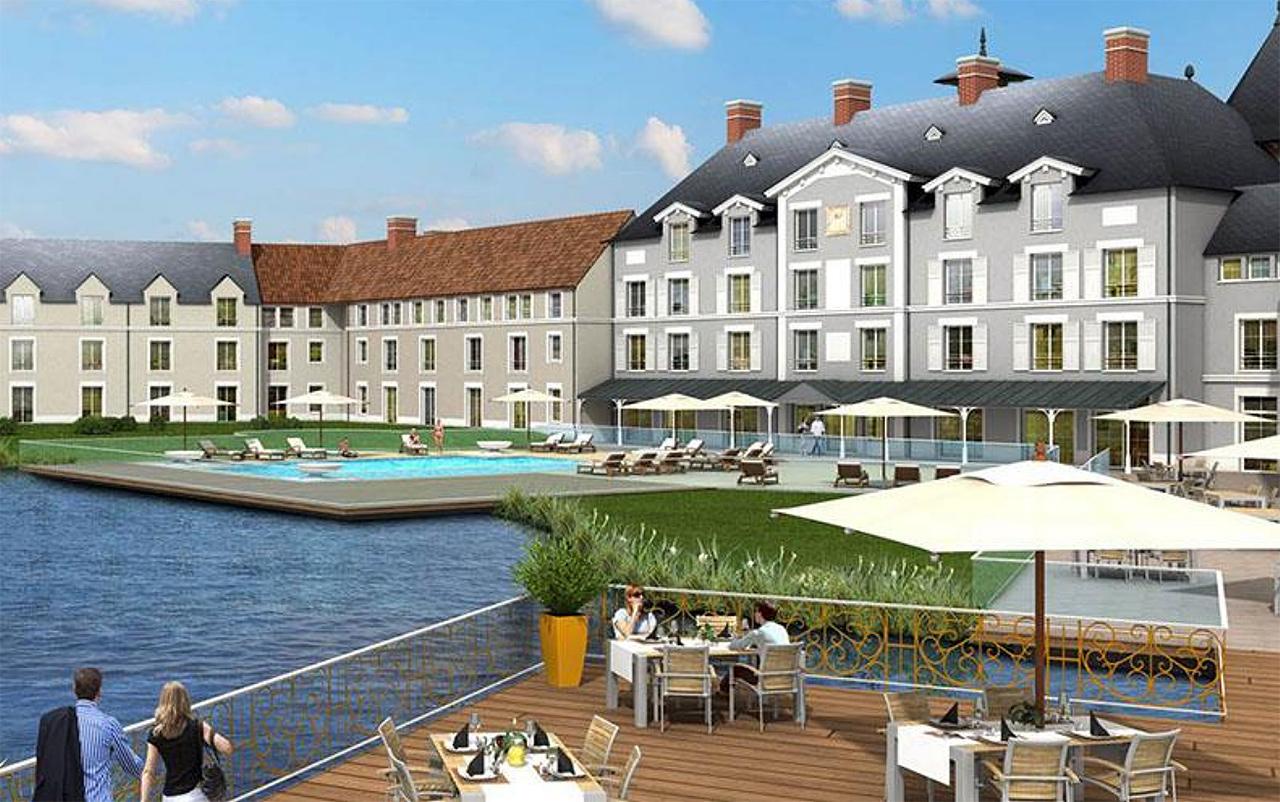 Appart Hotel Disneyland Paris
