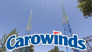 Carowinds (USA) eröffnet SlingShot mit 90 Metern Höhe als Neuheit 2015