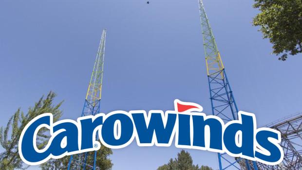Carowinds SlingShot 2015