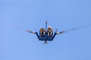 Carowinds SlingShot Ride