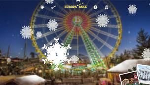 """Europa-Park Adventskalender 2014 mit Übernachtung in """"Bell Rock"""" als Hauptpreis"""