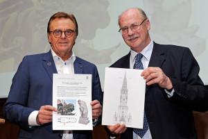 Europa-Park Benefiz-Show zugunsten des Freiburger Münster 2014