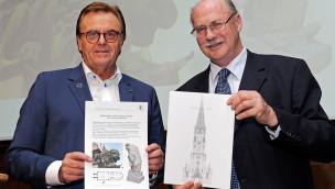 Benefiz-Dinner-Show im Europa-Park: 25.000 Euro zugunsten des Freiburger Münsters