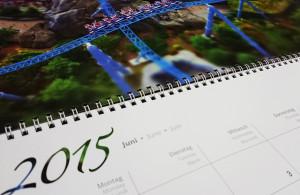 Europa-Park Kalender 2015