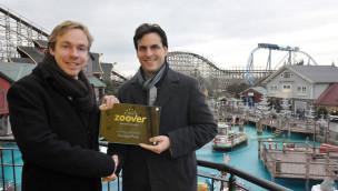 Niederländer wählen Europa-Park 2014 zum besten Freizeitpark in Europa