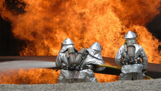 Feuer Brand Feuerwehr