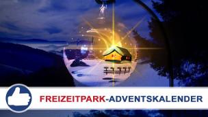 Mit Freizeitpark-Adventskalendern 2014 täglich Erlebnisse gewinnen