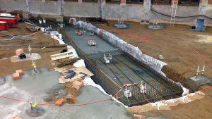 Freizeitpark Plohn - Gold Creek City Baustellenbilder