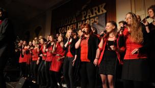 """Gospelchor """"Golden Harps"""" singt im Europa-Park am 29. Dezember 2015 für guten Zweck"""