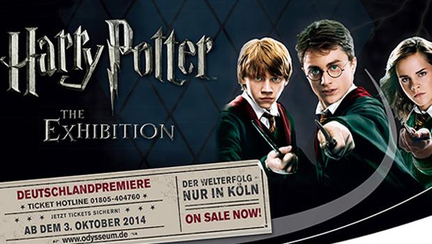 Harry Potter Ausstellung Köln Bis Wann