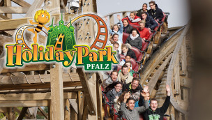 Holiday Park Holzachterbahn Gerücht