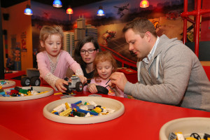 LEGO Racers Event 2015 im LEGOLAND Discovery Centre Oberhausen