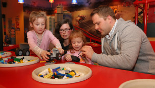 LEGOLAND Discovery Centre in Den Haag in den Niederlanden geplant