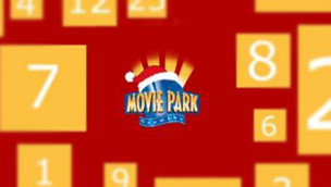 Movie Park Germany Adventskalender 2014