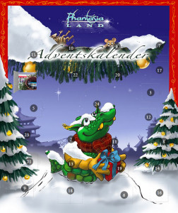 Phantasialand Adventskalender 2014