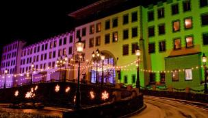 Heide Park bietet Silvester-Arrangement und Neujahr 2015 im Hotel Port Royal