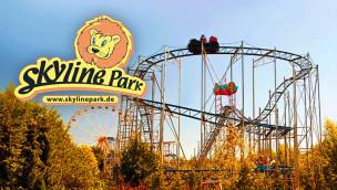 Skyline Park Nostalgie-Achterbahn