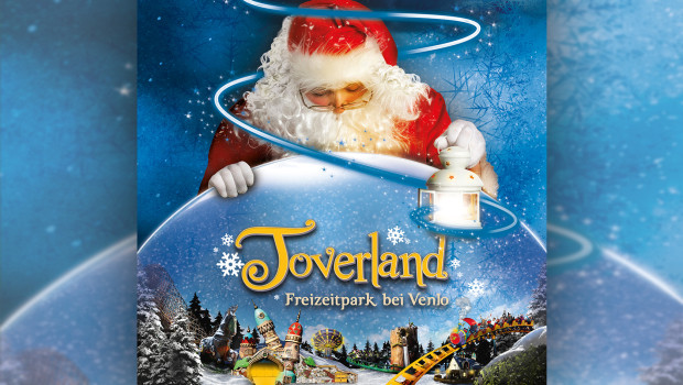 Toverland im Winter