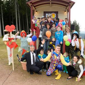 Zirkuswagen Kataharienhöhe Europa-Park 2014