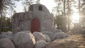 Bamse Värld Baustelle in Kolmården -1