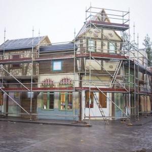 Bamse Värld Baustelle in Kolmården - 2