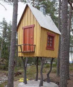 Bamse Värld Baustelle in Kolmården - 5