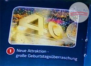 Europa-Park Attraktion 2015 Überraschung