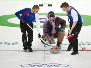 Europa-Park Fotomontage - Curling