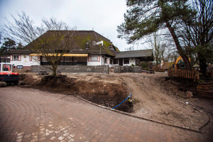 Europa-Park Seerestaurant 2015 Baustelle - 1