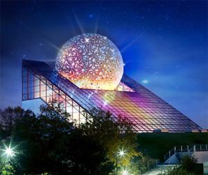 Futuroscope - The Arena Kugel