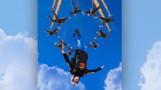 Gardaland Dive Coaster 2015 Name - Oblivion - the Black Hole