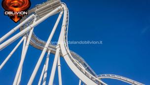 Gardaland zeigt Detailaufnahmen der neuen Achterbahn Oblivion