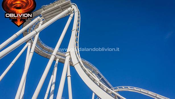 Gardaland Oblivion 4