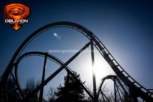 Gardaland Oblivion 8