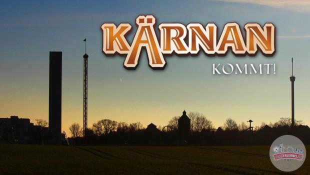 Hansa-Park KÄRNAN Silhouette