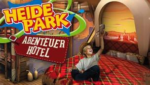 Heide Park – kostenlose Übernachtung für Kinder und Jugendliche im neuen Abenteuerhotel